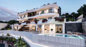 Продажа квартиры в провинции Costa Blanca North, Испания: 3 спальни, 130 м2, № NC2811GT – фото 1