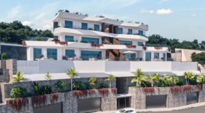 Продажа квартиры в провинции Costa Blanca North, Испания: 3 спальни, 130 м2, № NC2811GT – фото 2