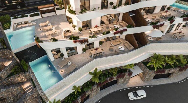 NC2811GT : Роскошные дома рядом с пляжем в Бенидорме