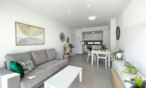 Продажа квартиры в провинции Costa Blanca Sur, Испания: 2 спальни, 87 м2, № RV3627BE – фото 2