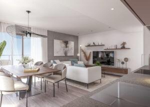 Продажа квартиры в провинции Costa Blanca North, Испания: 2 спальни, 76.71 м2, № NC1235TW – фото 12