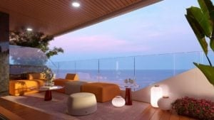 Продажа апартаментов в провинции Costa Blanca North, Испания: 3 спальни, 103 м2, № NC1461SO – фото 3