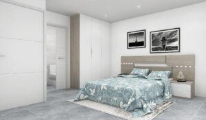 Продажа квартиры в провинции Costa Blanca South, Испания: 2 спальни, 65 м2, № NC2671PC – фото 3