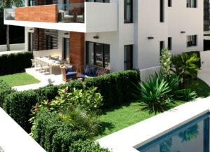 Продажа апартаментов в провинции Costa Calida (Murcia), Испания: 2 спальни, 100 м2, № NC2122OB – фото 4