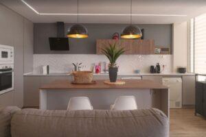 Продажа квартиры в провинции Costa Blanca North, Испания: 3 спальни, 123 м2, № RV3463QU – фото 1