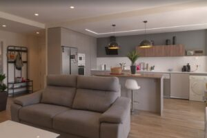 Продажа квартиры в провинции Costa Blanca North, Испания: 3 спальни, 123 м2, № RV3463QU – фото 2