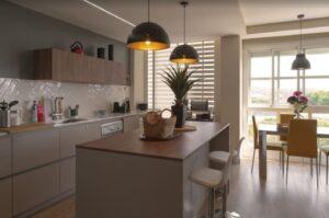 Продажа квартиры в провинции Costa Blanca North, Испания: 3 спальни, 123 м2, № RV3463QU – фото 3
