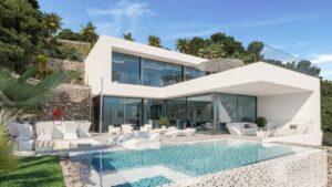 Продажа виллы в провинции Costa Blanca North, Испания: 4 спальни, 428 м2, № NC6475GT – фото 1