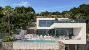 Продажа виллы в провинции Costa Blanca North, Испания: 4 спальни, 428 м2, № NC6475GT – фото 2