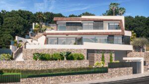 Продажа виллы в провинции Costa Blanca North, Испания: 4 спальни, 350 м2, № NC6476GT – фото 2