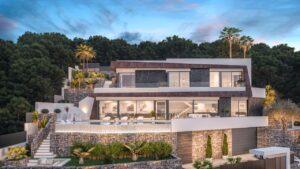 Продажа виллы в провинции Costa Blanca North, Испания: 4 спальни, 350 м2, № NC6476GT – фото 3