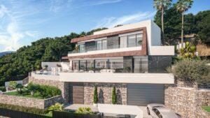 Продажа виллы в провинции Costa Blanca North, Испания: 4 спальни, 350 м2, № NC6476GT – фото 4
