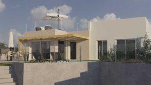Продажа виллы в провинции Costa Blanca North, Испания: 3 спальни, 100 м2, № NC7655LO – фото 2