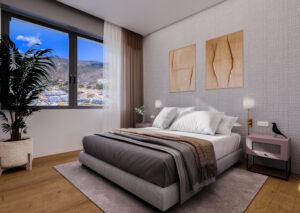 Продажа дуплекса в провинции Costa Blanca North, Испания: 2 спальни, 219 м2, № NC3876CR – фото 5