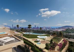 Продажа апартаментов в провинции Costa Blanca North, Испания: 2 спальни, 131 м2, № NC3877CR – фото 6
