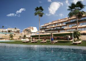 Продажа апартаментов в провинции Costa Blanca North, Испания: 2 спальни, 131 м2, № NC3877CR – фото 7