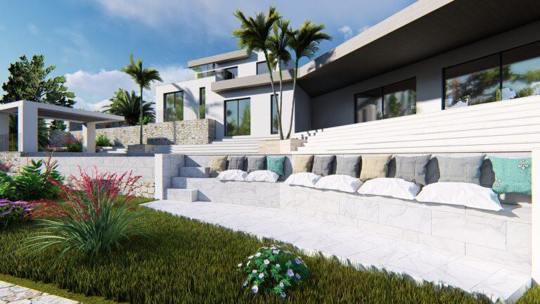 NC5050MB : Впечатляющая роскошная вилла с видом на море в Хавеи