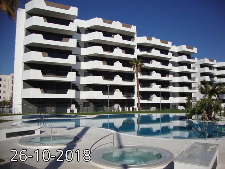 NC5556TM : Недвижимость в Ареналес дель Соль