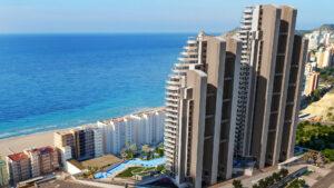 Продажа квартиры в провинции Costa Blanca North, Испания: 2 спальни, 109 м2, № NC2525TM – фото 2