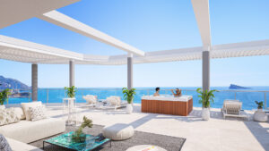 Продажа квартиры в провинции Costa Blanca North, Испания: 2 спальни, 109 м2, № NC2525TM – фото 11