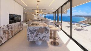 Продажа виллы в провинции Costa Blanca North, Испания: 4 спальни, 574.66 м2, № NC4040MB – фото 15