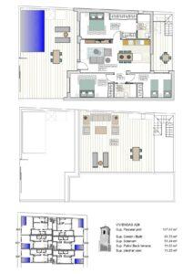 Продажа таунхаус в провинции Коста-Калида, Испания: 2 спальни, 74.50 м2, № NC2506PC – фото 16