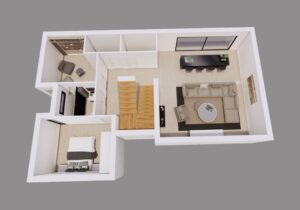 Продажа виллы в провинции Costa Blanca North, Испания: 3 спальни, 224 м2, № NC3520IM – фото 15