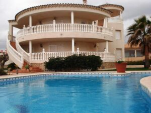 Продажа виллы в провинции Costa Calida, Испания: 6 спален, 600 м2, № RV2322VG – фото 1