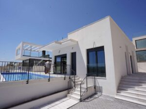 Продажа виллы в провинции Costa Blanca North, Испания: 5 спален, 100 м2, № NC2730LH – фото 2