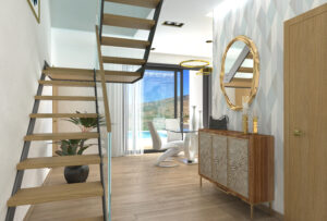 Продажа виллы в провинции Costa Blanca North, Испания: 3 спальни, 164 м2, № NC6580SH – фото 3