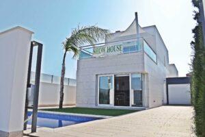 Продажа виллы в провинции Costa Calida, Испания: 3 спальни, 106 м2, № NC2673PC – фото 19