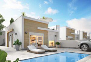 Продажа виллы в провинции Costa Calida, Испания: 3 спальни, 88 м2, № NC4261PC – фото 1