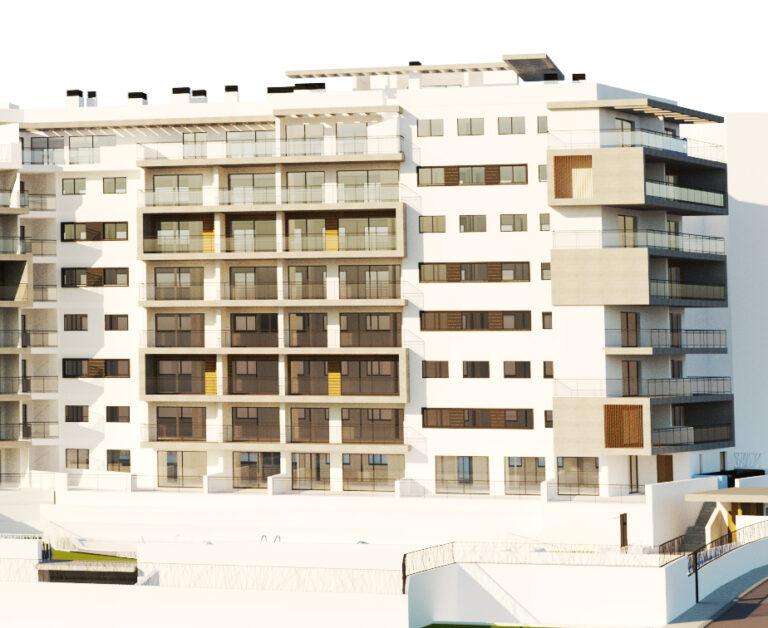 NC2211UC : Жилье в эксклюзивном жилом комплексе в Кампоаморе