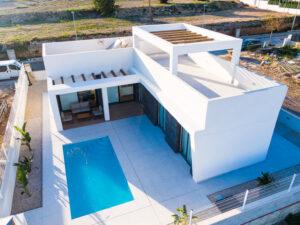 Продажа виллы в провинции Costa Blanca North, Испания: 3 спальни, 100 м2, № NC2342LD – фото 5