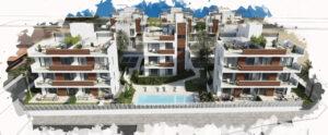 Продажа апартаментов в провинции Costa Calida (Murcia), Испания: 2 спальни, 100 м2, № NC2122OB – фото 10