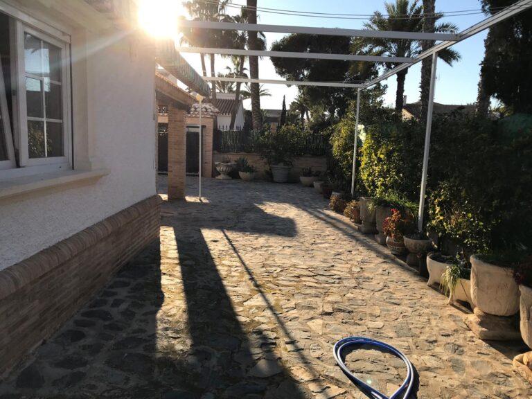 RV0123VG : Вилла в Кабо Роиг (Ориуэла Коста) в 500 метрах от моря