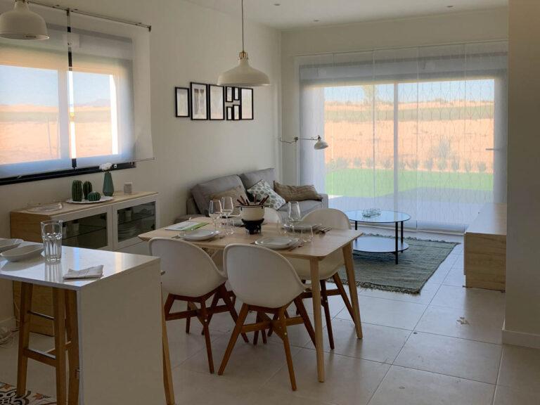 NC2789OR : Прекрасные новые квартиры в Альхама де Мурсия (Коста Калида)