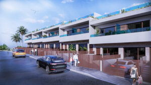 Продажа таунхаус в провинции Costa Blanca South, Испания: 3 спальни, 79.29 м2, № NC1011DB – фото 34