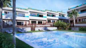 Продажа таунхаус в провинции Costa Blanca South, Испания: 3 спальни, 79.29 м2, № NC1011DB – фото 35