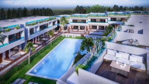 Продажа таунхаус в провинции Costa Blanca South, Испания: 3 спальни, 79.29 м2, № NC1011DB – фото 36