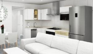 Продажа квартиры в провинции Costa Blanca South, Испания: 2 спальни, 65 м2, № NC2671PC – фото 6