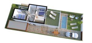 Продажа виллы в провинции Costa Calida, Испания: 3 спальни, 106 м2, № NC2673PC – фото 2