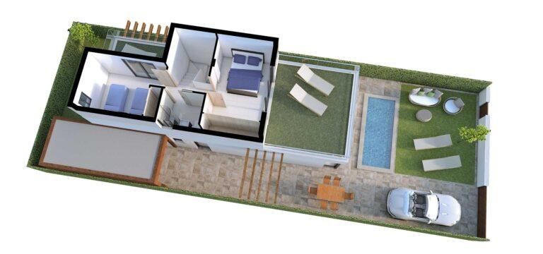 NC2673PC : Виллы в элитном комплексе в Лос Алькасарес, Коста Калида