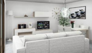Продажа квартиры в провинции Costa Blanca South, Испания: 2 спальни, 65 м2, № NC2671PC – фото 7