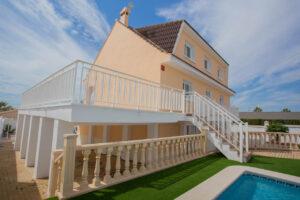 Продажа виллы в провинции Costa Blanca South, Испания: 6 спален, 450 м2, № RV2818EF – фото 4