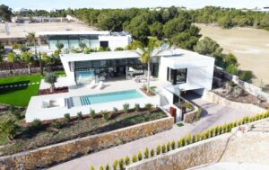 Продажа виллы в провинции Costa Blanca South, Испания: 4 спальни, 210 м2, № NC4632GE – фото 3
