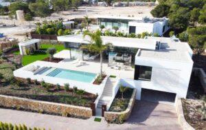 Продажа виллы в провинции Costa Blanca South, Испания: 4 спальни, 210 м2, № NC4632GE – фото 4