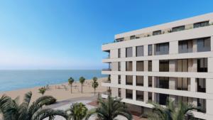 Продажа квартиры в провинции Costa Blanca South, Испания: 2 спальни, 106.27 м2, № NC1234IM – фото 1