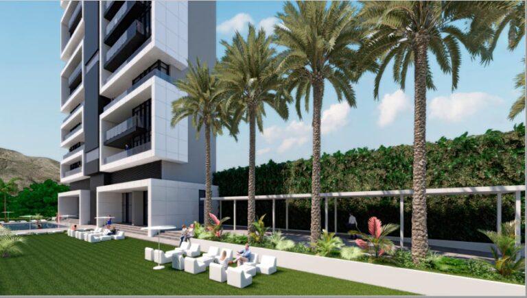 NC5362CA : Квартиры в новом комплексе в одном из лучших мест Бенидорма