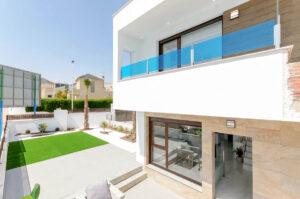 Продажа таунхаус в провинции Costa Blanca South, Испания: 3 спальни, 79.29 м2, № NC1011DB – фото 1